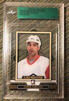 2014-15 ITG Ultimate Memorabilia Chris Chelios Base Card #7 47/50
