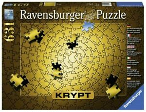Ravensburger Krypt Gold Spiral 631pc Jigsaw Puzzle
