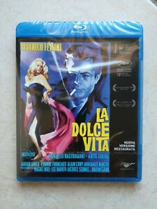 Blu Ray La Dolce Vita, Federico Fellini. Nuovo