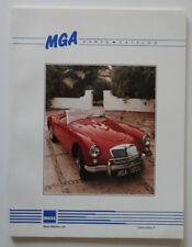 MOSS Motors 1992 MGA Parts catalog - English - ST2003000618