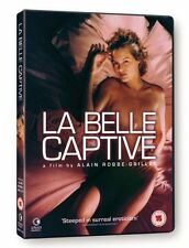 LA BELLE CAPTIVE - Alain Robbe-Grillet Kinky encounter of bound woman DVD - R2