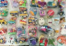 LOT McDonalds Happy Meal Toys Misc 1990's