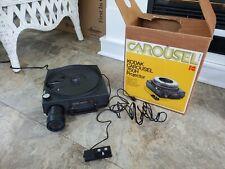 Kodak 750H Carousel Slide Projector
