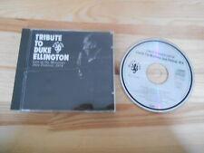 CD JAZZ DUKE ELLINGTON-Tribute to Duke Ellington/Live 74 (8) canzone BLACK LION