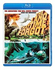 THE LAND THAT TIME FORGOT New Sealed Blu-ray 1975 Doug McClure