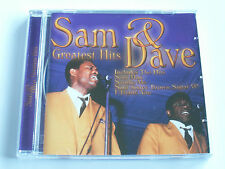Sam & Dave - Greatest Hits (CD Album) Used Very Good