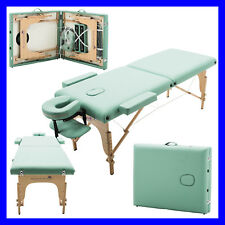 d7bea4ea4d50 MASSAGE IMPERIAL® LIGHT GREEN CHARBURY PORTABLE MASSAGE TABLE BEAUTY BED  REIKI