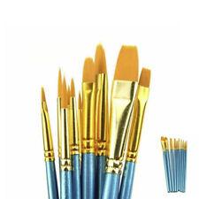 Professional Painting Set 6pcs Acrylic Oil Watercolors Artist Paint Brushe M/&C