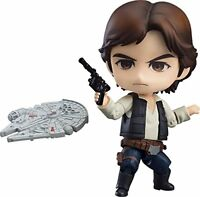 Nendoroid 954 STAR WARS A New Hope HAN SOLO Action Figure Good Smile Company NEW