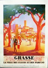 LEONETTO*CAPPIELLO*AFFICHE*ANCIENNE*ANTIBES*EDITION*GILLETTA*POSTER*VINTAGE*1927