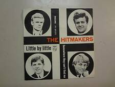 """HITMAKERS:Little By Little-Somewhere They Can't Find Me-Norway 7"""" 66 Denmark PSL"""