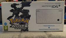 Nintendo DSi Reshiram & Zekrom Edition White Console