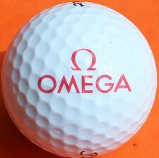 36 - 3 Dozen (Omega Watch Logo) Mint / AAAAA Titleist Pro V1 Used Golf Balls