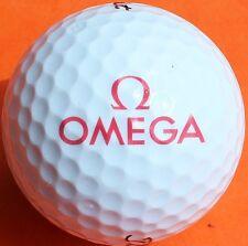 36 - 3 Dozen (Omega Watch Logo) Mint / AAAAA Titleist Pro V1 Used Golf Balls