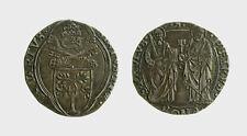 s543_1) ROMA - Sisto IV (1471-1484) - Grosso  San Pietro e San Paolo