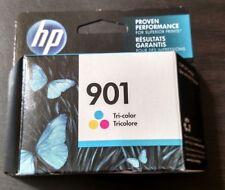 GENUINE HP 901 Tri-Color Ink CC656A Exp. 2017  NIB