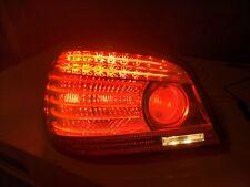 08 09 10 BMW E60 525i 528i 535i 550i M5 Rear Left Driver LED Tail Light *TESTED*