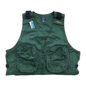 Daiwa Alltmor Fly Fishing Waistcoat 7 Pockets & Active Zipped Pouch