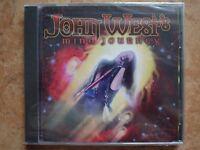 John West - Mind Journey  (CD, May-1997, Shrapnel) Royal Hunt NEW SEALED