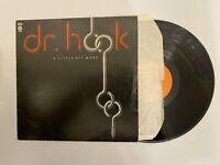 Dr. Hook - A Little Bit More Vinyl Album Record LP Capitol Records, Capitol Reco