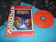 WARCRAFT BATTLE.NET II 2 EDITION PC CD-ROM V.G.C. FAST POST ( RTS strategy game