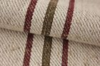 Antique TABLE RUNNER HEMP organic Christmas runner fabric 70 inches long old