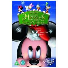 Mickey's Twice Upon A Christmas (Disney) Mickeys New DVD Region 4 for Australia