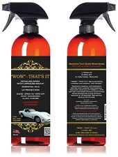 """$25 Detail Spray 32oz """"WOW That's It""""Use in Direct Sunlight 32*F-152*F"""