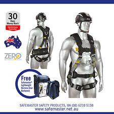 ZERO PLUS Tradesman Harness with Positioning Belt