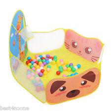 Kids Baby Ocean Ball Pit Pool Outdoor / Indoor Game Play Children Toy Tent Gift