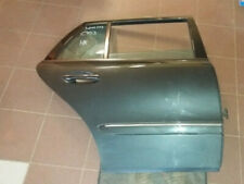 Mercedes W211 Estate Door Rear Right Complete Rust Tektit-Grey C753 Lager1R3