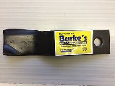 Grass Topper Blade 320 x 75mm x 26mm Hole RH fits Wylie Fleming, Nugent etc