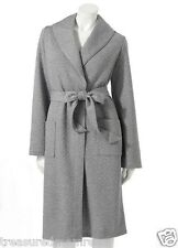 Apt. 9 Sleepwear Robe ~ Size Large ~ Gray (12-14) ~ New With Tags