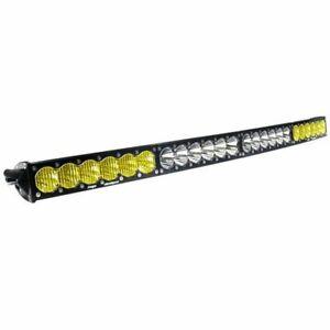 "Baja Designs 524003DC 40"" Amber/White Lens OnX6 Arc Dual Control LED Light Bar"