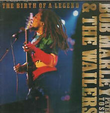 BOB MARLEY AND THE WAILERS Birth Of A Legend LP VINYL 10 Track Reissue (epc320
