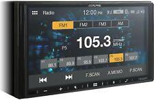 Alpine iLX-W650 Digital Media Receiver Apple CarPlay Android NEW