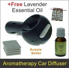 Car Aroma Aromatherapy  Diffuser Fresh Air Wonderful Lavender Essential Oil