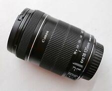 Canon Ef-s 18-135mm f/3.5-5.6 IS Lente de zoom