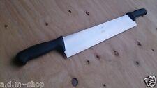 coltello a 2 mani per formaggi - salumiere - acciaio inox - il MAGLIO NERO -