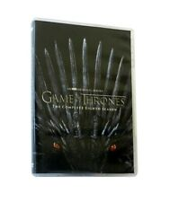 GAME OF THRONES SEASON 8 DVD NEW SEALED THE COMPLETE EIGHTH SEASON JOHN SNOW HBO