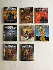 Advanced Dungeons & Dragons mini Manuals