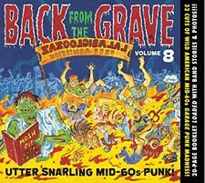 VARIOUS/BACK FROM THE GRAVE - VOL.8 - THE WYLD, THE PAINTED SHIP -  CD NEUF