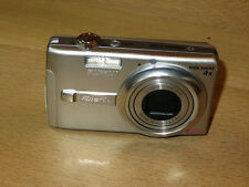 Fujifilm FinePix F Series F480 8.2 MP Digital Camera - Silver