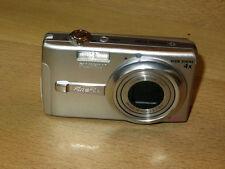 Fujifilm FinePix F Series F480 8.2 MP Digital Camera - Silver