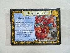 Harry Potter Rainy Day Match Sealed Promo Trading Card Excellent Wizards Rare