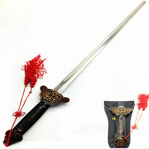 New Chinese Martial Arts Kung Fu Tai Chi Sword Retractable Practice Performance