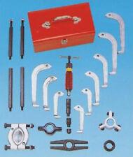 10t Hydraulic Bearing Gear Puller Wheel Separator Set Kit W/ Case 3 Jaws Pulling