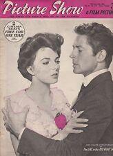 JOAN COLLINS - FARLEY GRANGER - Vintage British Magazine PICTURE SHOW 1956 C#42