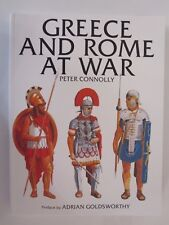 Greece and Rome at War - Filled with great Color Illustrations, 320 pages