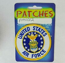United States Air Force Patch Applique - Iron On Eagle Emblems Inc. - New